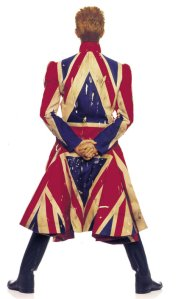 David Bowie, Coat by Alexander McQueen